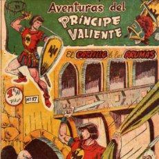Cómics: AVENTURAS DEL PRINCIPE VALIENTE Nº 17. Lote 4208225