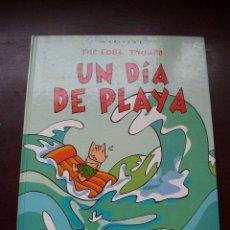 Cómics: THE COBI TROUPE- UN DÍA EN LA PLAYA- MARISCAL.-PLAZA & JANES-1992.. Lote 27615404