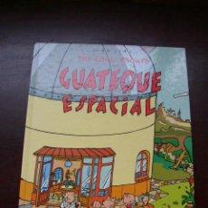 Cómics: THE COBI TROUPE- GUATEQUE ESPACIAL- MARISCAL.-PLAZA & JANES-1991.. Lote 28228257
