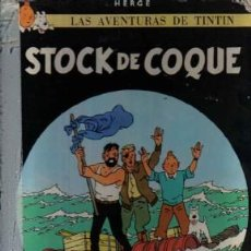 Cómics: AVENTURAS DE TINTÍN. Lote 22373256