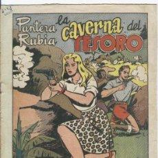 Cómics: PANTERA RUBIA 42. Lote 10112606