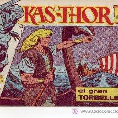 Cómics: COMIC KAS-THOR Nº 18 AÑO 1963. Lote 26822948