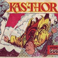 Cómics - Revista Juvenil-Comic KAS-THOR Nº 16 DEL AÑO 1963 - 24153298