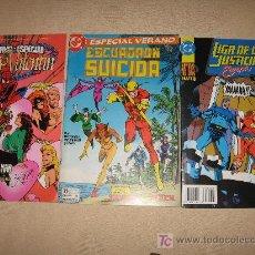 Cómics: LOTE 3 COMICS FORUM - DC. Lote 26633226