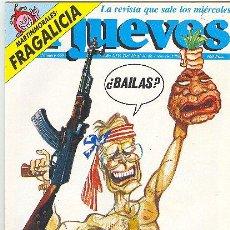 Cómics: EL JUEVES Nº 659 : LA RAMBADA EN PANAMA. Lote 26637923