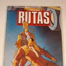 Cómics: RUTAS + VAMP, COLECCION CLAN Nº 1 Y 2. COLECCIÓN COMPLETA NORMA EDITORIAL. EXCELENTE ESTADO. Lote 8927461