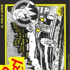 Cómics: RED BARRY. EL ÍDOLO VERDE. Lote 13207882