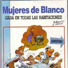 Cómics: MUJERES EN BLANCO DE DRAGONS CÓMICS. Lote 20674835