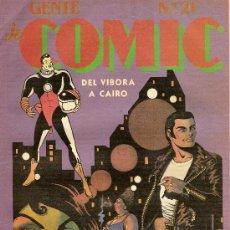 Cómics: Nº 21 DE LA COLECCIÓN DE LA HISTORIA DEL CÓMIC, PUBLICADA POR DIARIO 16. 'EL NUEVO COMIC ESPAÑOL'.. Lote 18217305