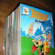 Cómics: COLECCION DE ASTERIX + 3 ALBUMES FUERA DE COLECCION (VER DESCRIPCION). Lote 24875015