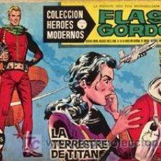 Cómics: HEROES MODERNOS FLASH GORDON-DOLAR 2ª EDICI COMPLETA 75 NºS- DETRAS-FLASH-MANDR, H. ENMASCA CAJA 182. Lote 12374425