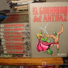 Cómics: EL GUERRERO DEL ANTIFAZ 10 TOMOS, COMPLETA, EDICIONES ANDALUZA. Lote 26753213