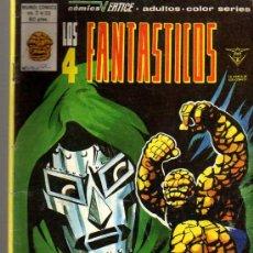 Comics - COMIC LOS 4 FANTASTICOS V3 Nº33 - 5471275