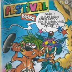 Comics : FESTIVAL BICHOS Nº 7 (BICHOS 19, 20 Y 21). IMPECABLE.. Lote 27533190