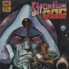 Cómics: STRONTIUM DOG - Nº 2 - ED. M.C. . Lote 5486012
