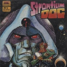 Cómics: STRONTIUM DOG - Nº 2 - ED. M.C. . Lote 5486021