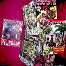 Cómics: EL COYO0E. EDC CLIPER 1944-49 DEL1/ 80 INCLUSIVE.MAS 9 EXTRAS1946 /48+1 ESPECIAL.TOTAL 90.ENVÍO PAGO. Lote 26596043