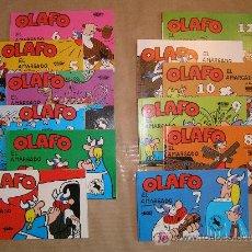 Comics : BIBLIOTECA FAMILIAR OLAFO EL AMARGADO 1 2 3 4 5 6 7 8 9 10 11 12 COMPLETA + CAJA - NUEVO PRECINTADO. Lote 189237567