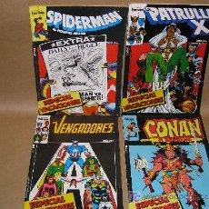 Cómics: ESPECIALES FORUM - COL. COMPLETA AÑO 1986 - 4 EJEMPLARES VACACIONES. Lote 31781399