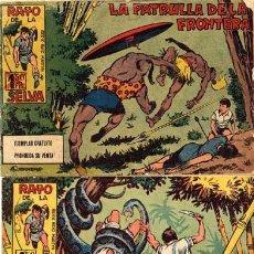 Cómics: RAYO DE LA SELVA COMPLETA DE 83 NºS --MAGA 1960 A. GUERRERO ARCON PASILLO. Lote 12374463