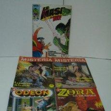 Cómics: LOTE DE 9 COMICS PARA ADULTOS ( DIFERENTES ). Lote 20605797