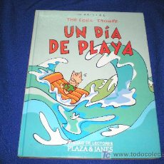 Cómics: THE COBI TROUPE - UN DIA DE PLAYA. MARISCAL - PLAZA Y JANES - BARCELONA 1992. Lote 9249805