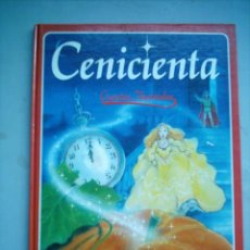 Fumetti: CENICIENTA COMIC / CENDRILLON EPSILON 1984 DIBUJOS CARAN D'ACHE. Lote 27062317