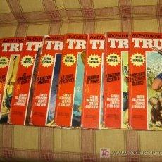 Cómics: TRUENO COLOR EXTRA ALBUM ROJO 1 2 3 4 5 6 7 8 COMPLETA. BRUGUERA 1969.. Lote 13639549