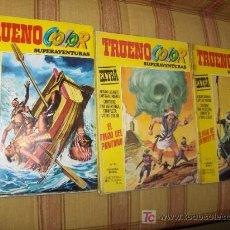 Cómics: TRUENO COLOR EXTRA 3ª TERCERA ÉPOCA NºS 2 3 4 5 6 8 9. BRUGUERA 1978. TAMBIÉN SUELTOS.. Lote 12962415