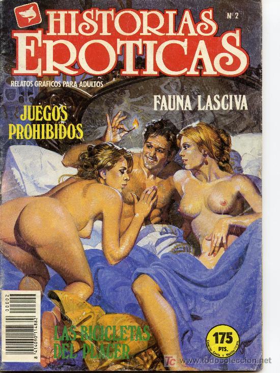 Historias eroticas