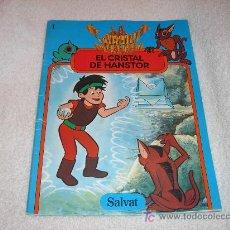 Cómics: COMIC EL CRISTAL DE HANSTOR (1) SALVAT. Lote 6412086