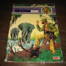 Cómics: LAS AVENTURAS DE GEYPERMAN Nº 7 EDICIONES RECREATIVAS. Lote 6503975