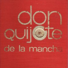 Cómics: DON QUIJOTE DE LA MANCHA 6 TOMOS ED.NARANCO 1972 PERSONAJES DE CÓMIC DIBUJADOS SOBRE FOTOS REALES. Lote 26657987