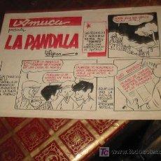 Cómics: AMUCA,PRESENTA LA PANDILLA,RARO TEBEO.. Lote 12448319