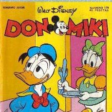 Cómics: DON MIKI. Nº179. Lote 26990220