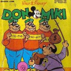 Cómics: DON MIKI. Nº188. Lote 27125904