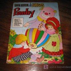 Cómics: GRAN ALBUM DE JUEGOS PUMBY Nº16. Lote 6826030