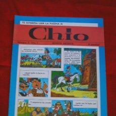 Cómics: CHIO - SEMANARIO REVISTA INFANTIL AÑO 1 Nº 5 - 1966 !!!! PRIMEROS NUMEROS ¡¡¡¡¡ . Lote 17968494