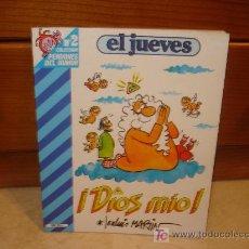 Cómics: DIOS MÍO - EL JUEVES COLECCIÓN PENDONES DEL HUMOR Nº 2 - AÑ 1983. Lote 7049764