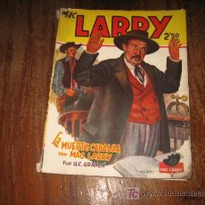 Cómics: MAC LARRY Nº4 . Lote 7109755