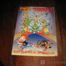 Cómics: EL TERRORIFICO MUNDO DE BOBBY Nº3. Lote 7183726