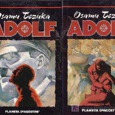 Cómics: ADOLF - COLECCION COMPLETA EN 5 EJEMPLARES / AUTOR : OSAMU TEZUKA. Lote 13472664