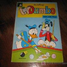 Cómics: DUMBO WALT DISNEY . Lote 25758183