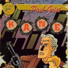 Cómics: KANE ( PLANETA ) ORIGINAL 1999 LOTE. Lote 26534765