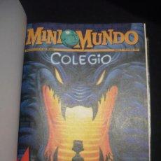 Cómics: COLECCION MINI MUNDO, EDITADO DIARIO EL MUNDO. 1994-1995- 50 CAP. . Lote 144770050