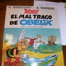 Cómics: EL MAL TRAGO DE OBELIX. Lote 27591090