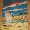 Cómics: ZAS - EDITORIAL A.A. CATÓLICA 1945, TAMAÑO 27X21, 20 PÁGINAS - DE CONSERVACION.. Lote 27602795