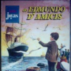 Cómics: SUPER JOYAS Nº 1 DE EDMUNDO D`AMICIS. Lote 24020097