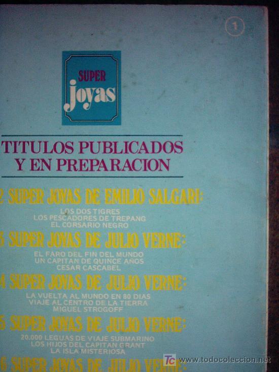 Cómics: SUPER JOYAS Nº 1 DE EDMUNDO D`AMICIS - Foto 2 - 24020097