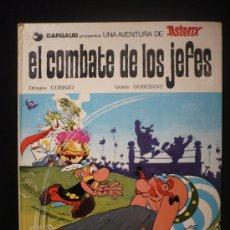 Cómics: ASTERIX. EL COMBATE DE LOS JEFES. EDICIONES JUNIOR. 1977. Lote 26924914